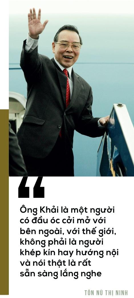 Tu chuyen di lich su cua TTg Phan Van Khai, nhin lai quan he Viet - My hinh anh 7