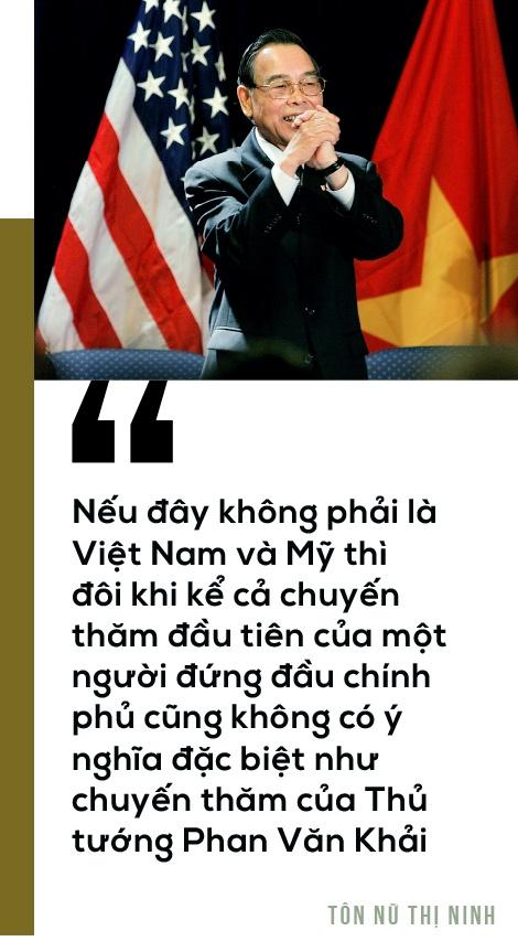 Tu chuyen di lich su cua TTg Phan Van Khai, nhin lai quan he Viet - My hinh anh 3
