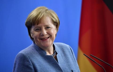 Lien minh thanh cong, Merkel 'tho phao' buoc vao nhiem ky 4 hinh anh