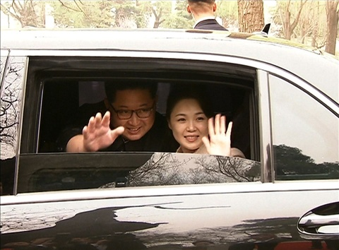 Kim Jong Un va chuyen tham bi an toi Bac Kinh hinh anh 1