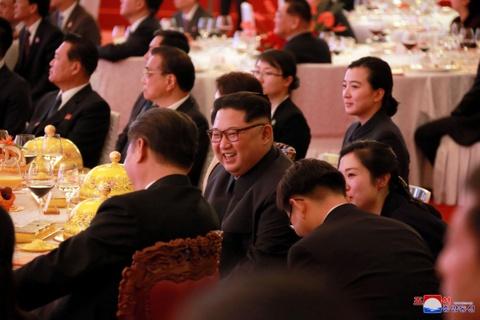Kim Jong Un va chuyen tham bi an toi Bac Kinh hinh anh 6