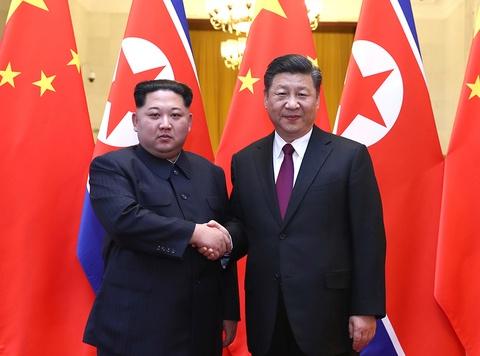 Kim Jong Un va chuyen tham bi an toi Bac Kinh hinh anh 3