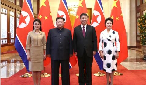 Kim Jong Un va chuyen tham bi an toi Bac Kinh hinh anh 4