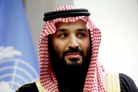 Thai tu Saudi doi giong ve lap truong voi Israel hinh anh