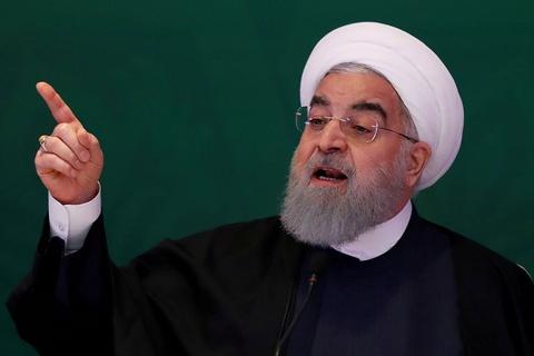 Iran canh bao My tu bo thoa thuan hat nhan la 'sai lam lich su' hinh anh