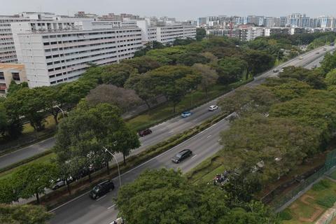 Doan xe cho ong Kim Jong Un ve khach san o Singapore hinh anh 5