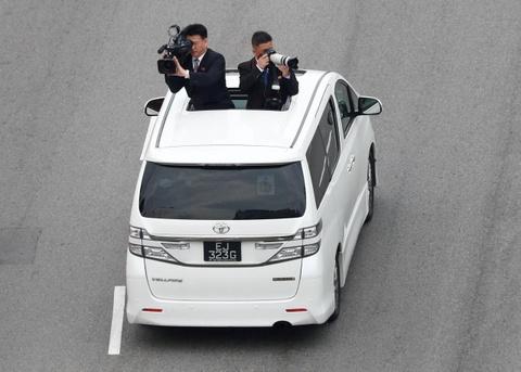 3 ngay 'phuc kich' ong Kim Jong Un o khach san Singapore hinh anh 3
