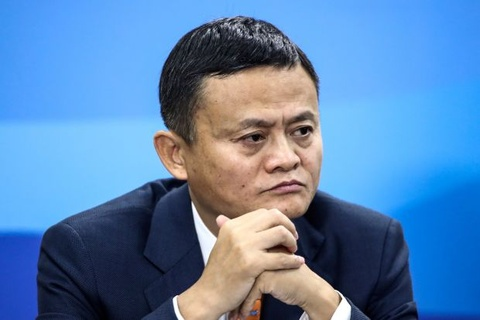 Jack Ma phu nhan Bac Kinh buoc ong phai tu chuc hinh anh
