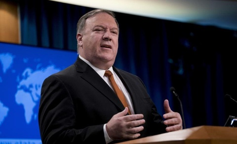 Pompeo: My se thang Trung Quoc trong chien tranh thuong mai hinh anh