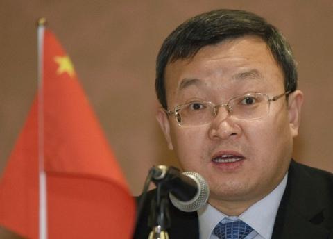 Trung Quoc: Khong the dam phan voi My khi 'dao ke ben co' hinh anh