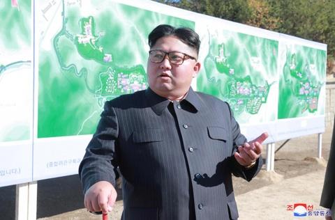 Triều Tiên thử vũ khí 'chiến thuật công nghệ cao' mới