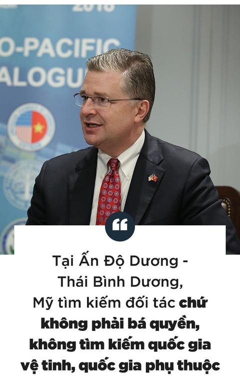 Dai su My: Washington co chien luoc '3 mui nhon' rat ro tai Bien Dong hinh anh 4