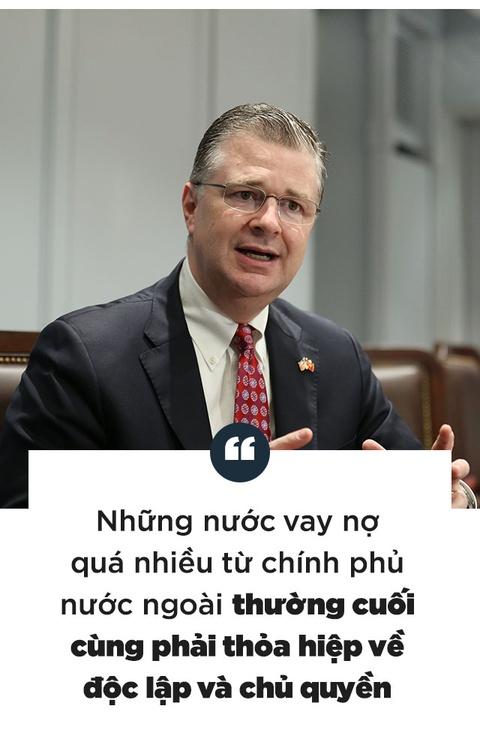 Dai su My: Washington co chien luoc '3 mui nhon' rat ro tai Bien Dong hinh anh 7