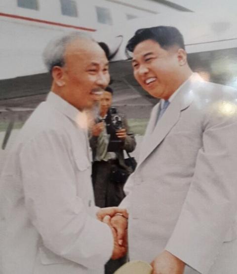 2 chuyen tham VN cua lanh tu Kim Nhat Thanh qua loi ke cua cuu dai su hinh anh 1