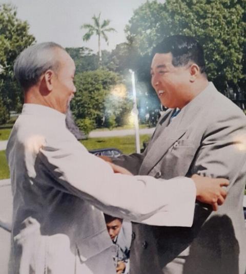 2 chuyen tham VN cua lanh tu Kim Nhat Thanh qua loi ke cua cuu dai su hinh anh 2