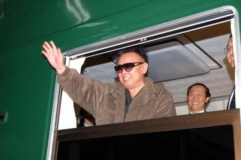 Doan tau bi an ong Kim Jong Un co the dung cho cong du hinh anh 4