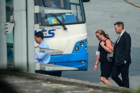 Mat vu My tien tram san bay Noi Bai, chuan bi don TT Trump hinh anh 13