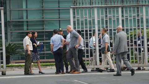 Mat vu My tien tram san bay Noi Bai, chuan bi don TT Trump hinh anh 3