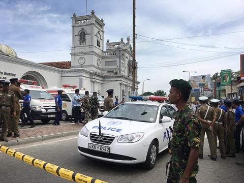 Tham kich danh bom 207 nguoi chet ngay Phuc sinh o Sri Lanka hinh anh 8