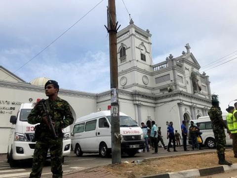 Tham kich danh bom 207 nguoi chet ngay Phuc sinh o Sri Lanka hinh anh 6