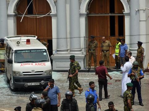 Tham kich danh bom 207 nguoi chet ngay Phuc sinh o Sri Lanka hinh anh 5