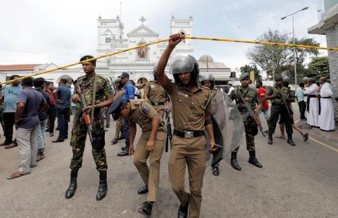 Tham kich danh bom 207 nguoi chet ngay Phuc sinh o Sri Lanka hinh anh 2