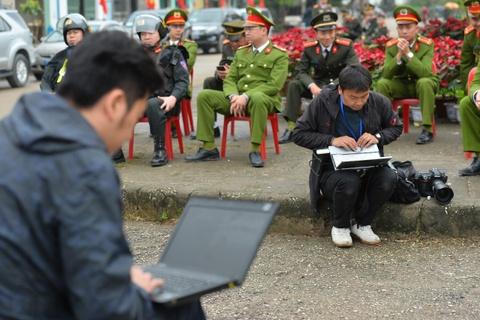 Ga Dong Dang tang cuong an ninh truoc gio tien ong Kim Jong Un hinh anh 8