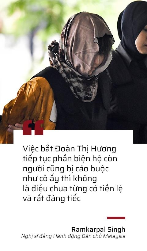 Doan Thi Huong co duoc tha tu do hom nay? hinh anh 11