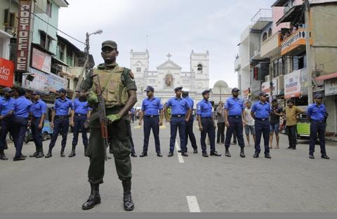 Tham kich danh bom 207 nguoi chet ngay Phuc sinh o Sri Lanka hinh anh 14