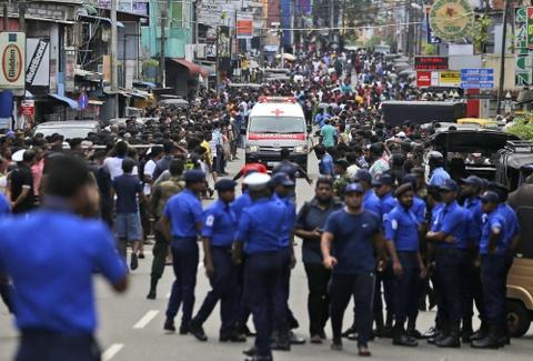 Tham kich danh bom 207 nguoi chet ngay Phuc sinh o Sri Lanka hinh anh 15