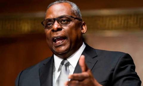 Mỹ lần đầu có bộ trưởng quốc phòng là người gốc Phi