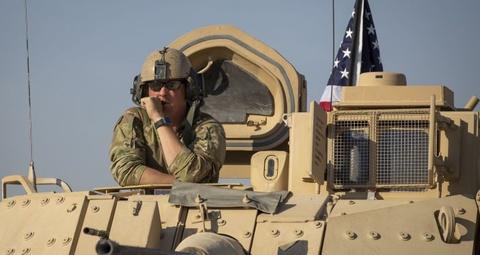 Mỹ bất ngờ không kích ở Syria, theo lệnh Tổng thống Biden