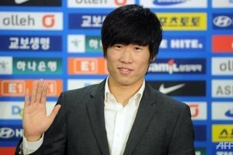 Park Ji-sung tuyen bo giai nghe hinh anh
