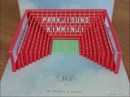 Park Ji Sung dua san Old Trafford vao thiep cuoi hinh anh