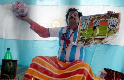 Phap su An Do lap dan cau chien thang cho Argentina hinh anh