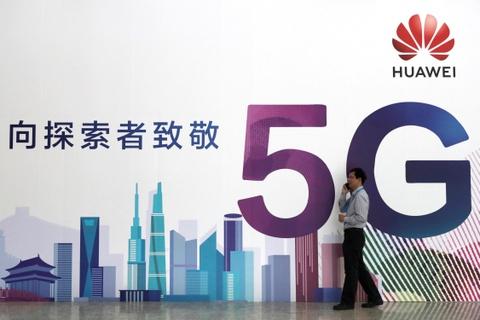 Huawei là nhà phát triển công nghệ 5G hàng đầu thế giới. Ảnh: Reuters.