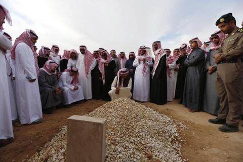 Nam mo don gian cua vua Saudi Arabia hinh anh