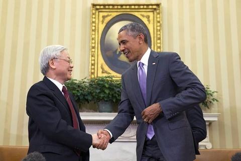 22 nam Viet - My: Tu cai bat tay cua Bill Clinton den bun cha Obama hinh anh 10