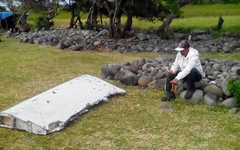 Phat hien manh vo nghi cua MH370 o chau Phi hinh anh