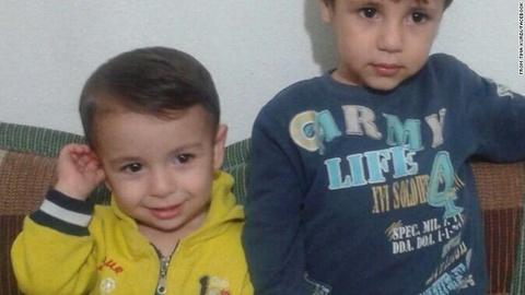 Cha be trai Syria tu nan: 'Toi da mat tat ca' hinh anh