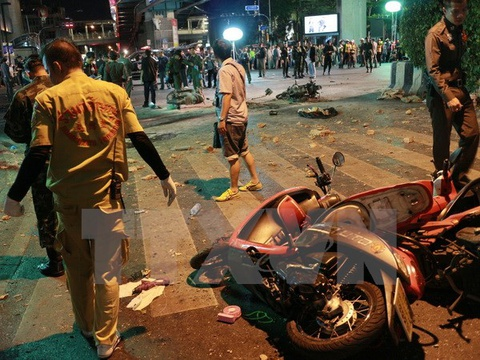 Chu muu vu danh bom Bangkok co the da tron sang Bangladesh hinh anh
