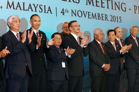 Hoi nghi Quoc phong ASEAN mo rong khong co tuyen bo chung hinh anh