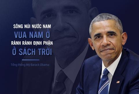 Nhung phat ngon dang nho cua Tong thong Obama tai Viet Nam hinh anh 1