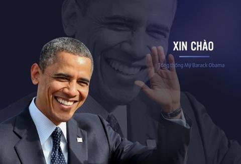 Nhung phat ngon dang nho cua Tong thong Obama tai Viet Nam hinh anh 2