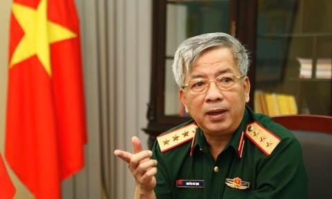Thu truong Quoc phong dan dau doan Viet Nam du Shangri-La hinh anh