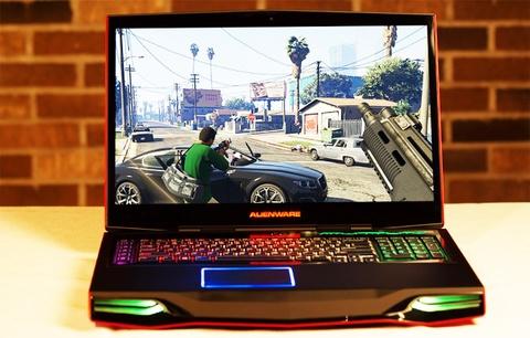 Nhung laptop choi game dat nhat Viet Nam hinh anh