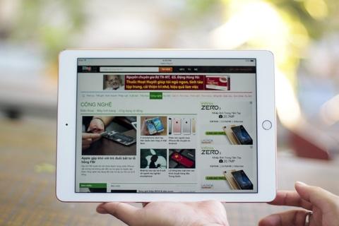 iPad Pro 9,7 inch ve Viet Nam, gia 18 trieu dong hinh anh 13