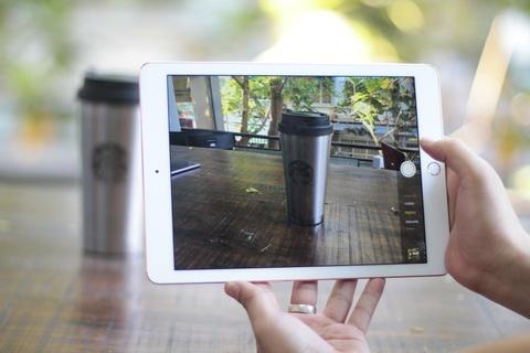 iPad Pro 9,7 inch ve Viet Nam, gia 18 trieu dong hinh anh 5