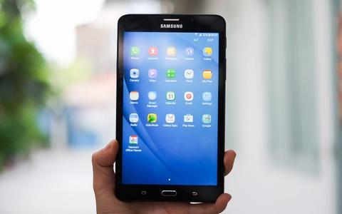 Anh Samsung Galaxy Tab A 2016 gia 4,5 trieu dong o VN hinh anh 1
