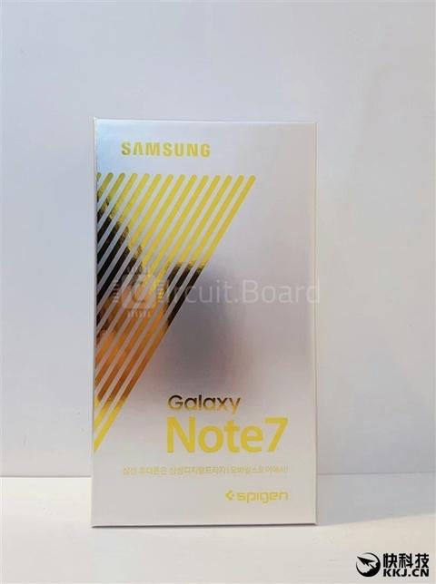 Galaxy Note7 lien tuc ro ri anh truoc gio ra mat hinh anh